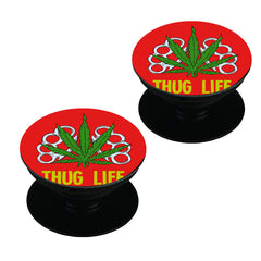 Thug life   Set of 2 Pop holders for your phone