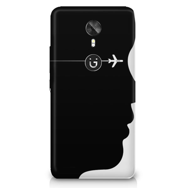 A vision to fly Gionee A1 printed back cover