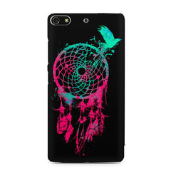 Good luck Pigeon sketch design    Gionee S7 hard plastic printed back cover