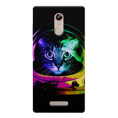 Astro Cat design    Gionee s6s hard plastic printed back cover