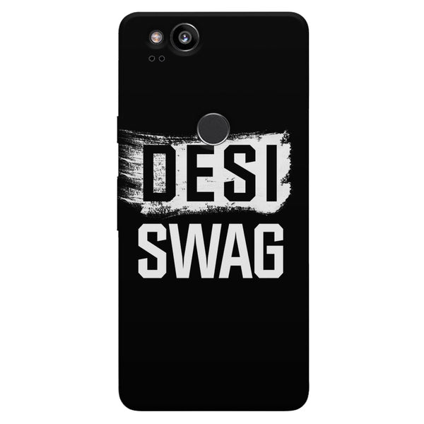 Desi Swag Google Pixel 2 hard plastic printed back cover