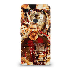 Messi  design,  Google Pixel XL 3 hard plastic printed back cover