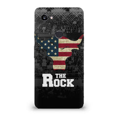 The Rock  design,  Google Pixel XL 3 hard plastic printed back cover