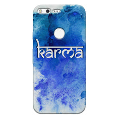 Karma Google Pixel hard plastic printed back cover