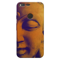 Peaceful Serene Lord Buddha Oppo Neo 7  printed back cover