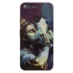 Smoking weed design Oppo Neo 7  printed back cover