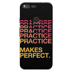 Practise makes perfect design Oppo Neo 7  printed back cover