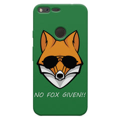 No fox given design Oppo Neo 7  printed back cover