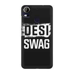 Desi Swag HTC 10 Pro hard plastic printed back cover