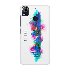 Incredible India Design HTC 10 Pro hard plastic printed back cover