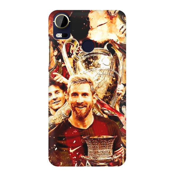 Messi  design,  HTC 10 Pro  printed back cover
