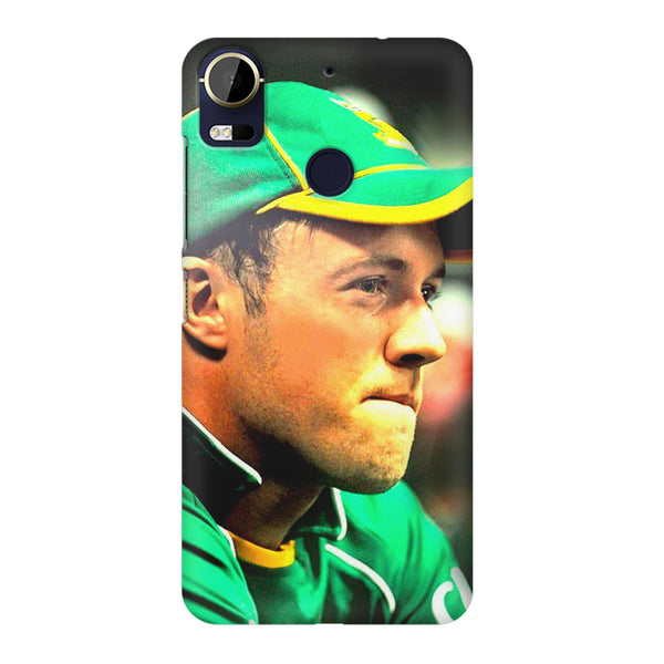 AB de Villiers South Africa  HTC 10 Pro  printed back cover