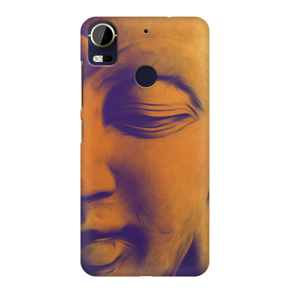 Peaceful Serene Lord Buddha HTC 10 Pro  printed back cover
