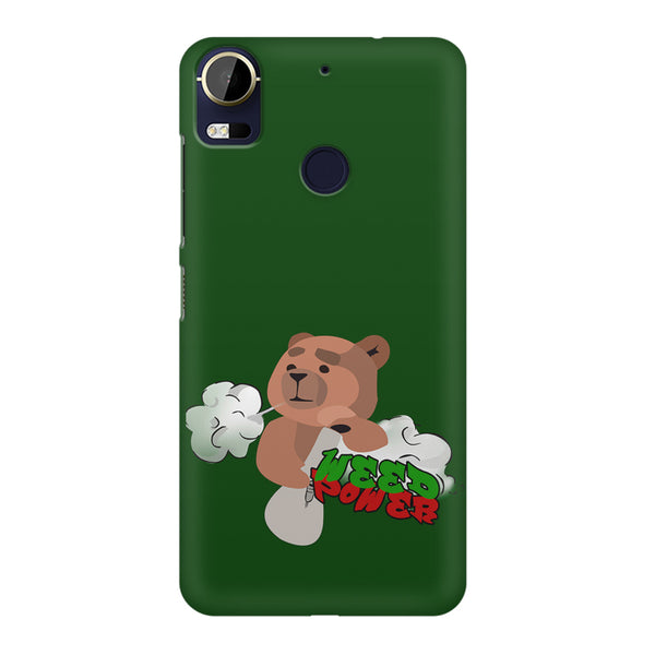Weed power  HTC 10 Pro  printed back cover