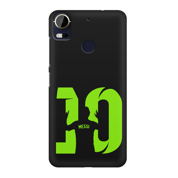 Lionel Messi 10 Victory  design,  HTC 10 Pro  printed back cover