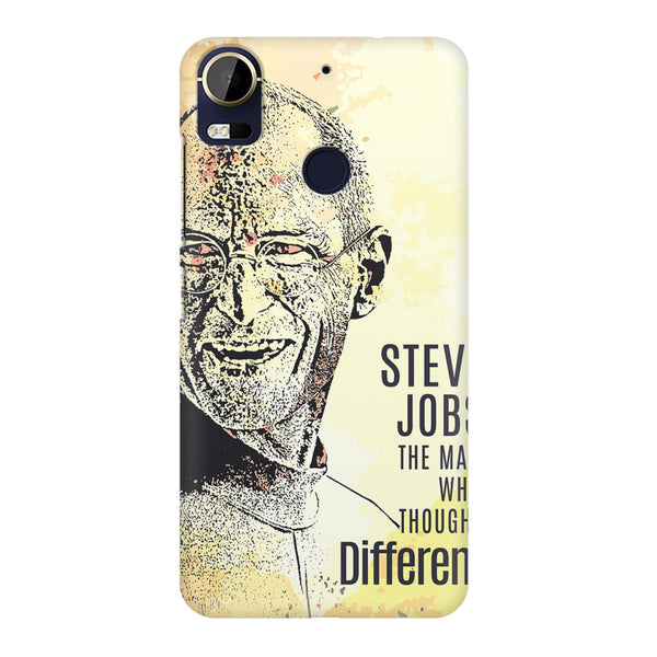 Steve Jobs Apple Art design,  HTC 10 Pro  printed back cover