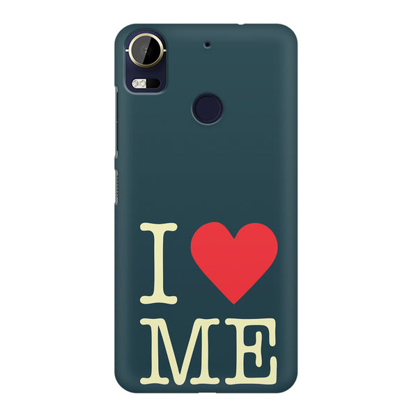 I love myself design HTC 10 Pro  printed back cover