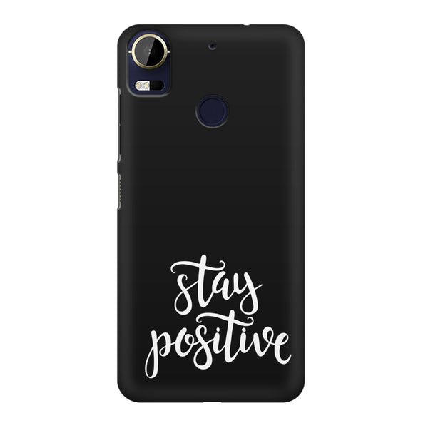Positive motivation design HTC 10 Pro  printed back cover