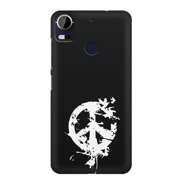 Let there be peace design HTC 10 Pro  printed back cover