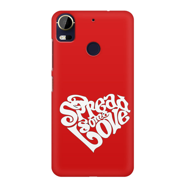 Spread some love design HTC 10 Pro  printed back cover