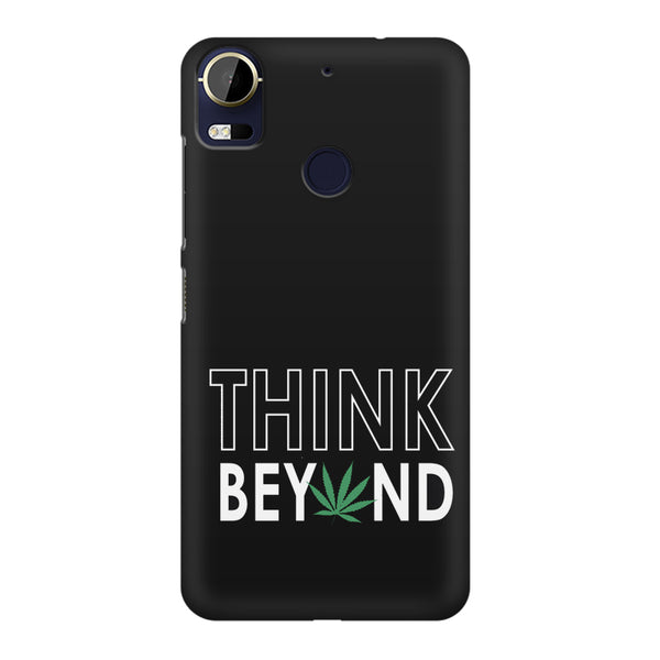 Think beyond weed design HTC 10 Pro  printed back cover