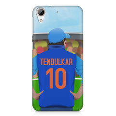 Sachin Tendulkar 10  HTC Desire 626  printed back cover