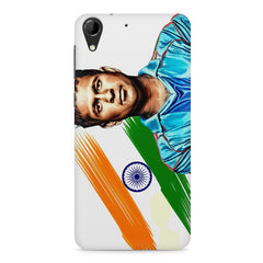 Sachin Tendulkar blue  HTC Desire 728 ( dual sim )  printed back cover