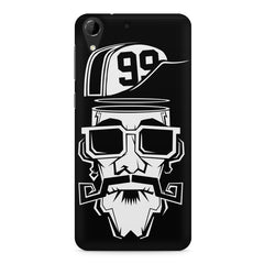Black Swagger no. 99  HTC Desire 728 ( dual sim )  printed back cover