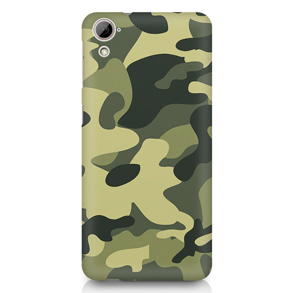 Army Design HTC 826 (Dual Sim) printed back cover