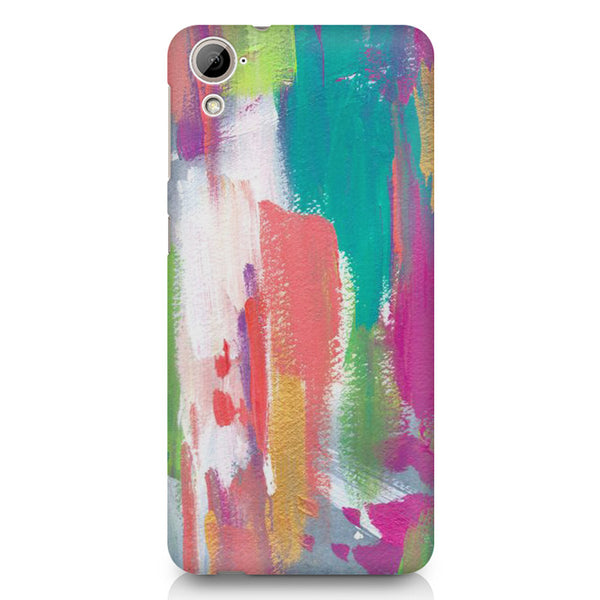 Abstract Painting HTC 826 (Dual Sim) printed back cover