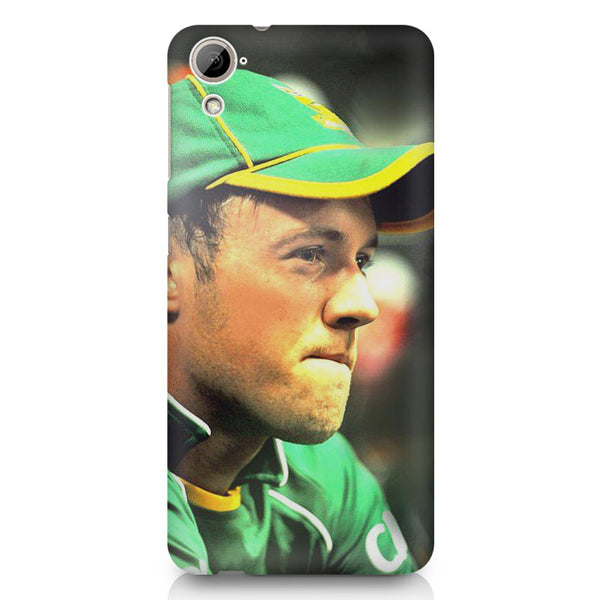 Ab De Villiers South Africa  HTC 826 (Dual Sim) printed back cover