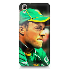 AB de Villiers South Africa  HTC Desire 820 printed back cover
