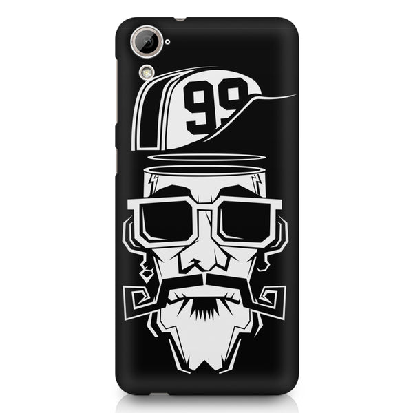 Black Swagger no. 99  HTC 826 (Dual Sim) printed back cover