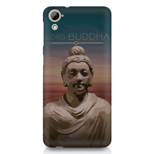 Lord Buddha peace  design,  HTC 826 (Dual Sim) printed back cover