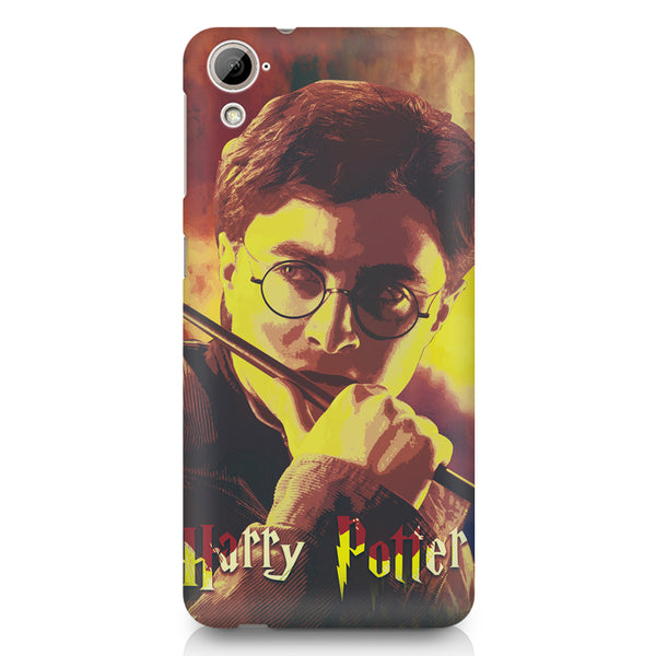 Harry Potter Gryffindor Abstract Art design,  HTC 826 (Dual Sim) printed back cover