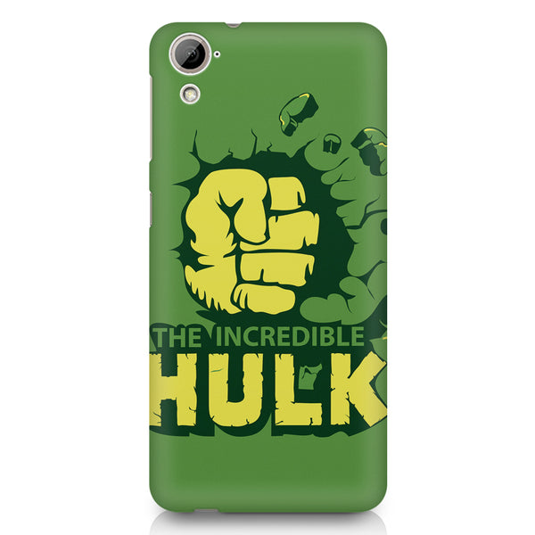 The Incredible Punch HTC 826 (Dual Sim) printed back cover