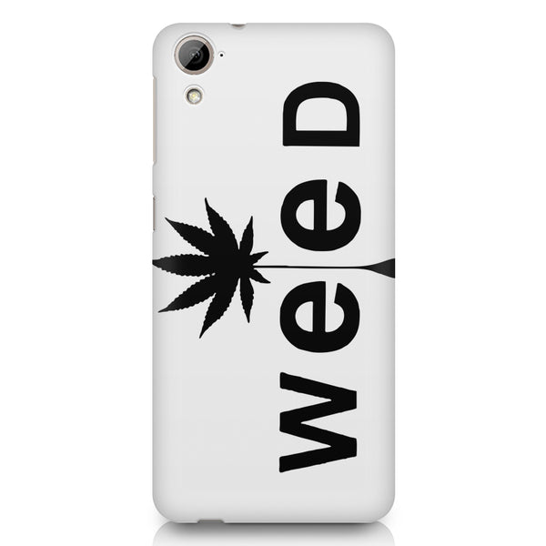 Weed tree design HTC 826 (Dual Sim) printed back cover