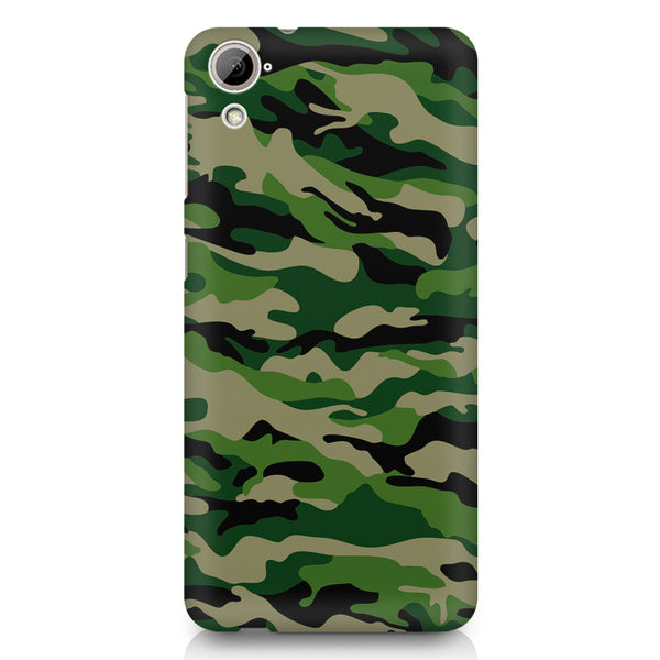 Military design design HTC 826 (Dual Sim) printed back cover
