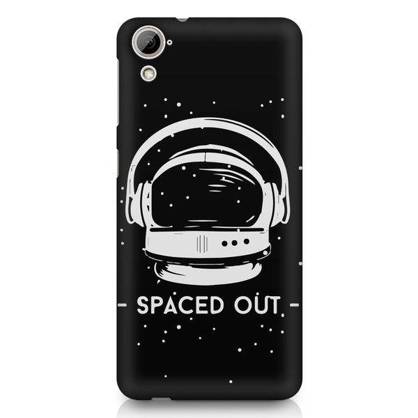 Spaced out by music design HTC 826 (Dual Sim) printed back cover