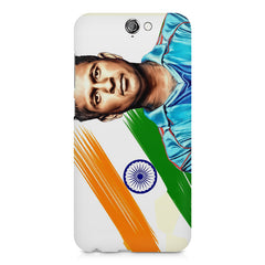 Sachin Tendulkar blue  HTC One A9  printed back cover