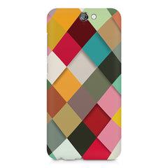 Graphic Design diamonds   HTC One A9  printed back cover