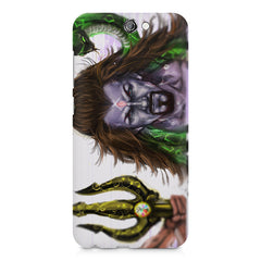 Shiva With Trishul  HTC One A9  printed back cover