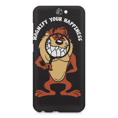 Magnify Your Happiness funny design HTC One A9  printed back cover