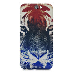 Pixel Tiger Design HTC One A9 hard plastic printed back cover