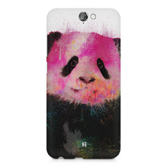 Polar Bear portrait design HTC One A9 hard plastic printed back cover