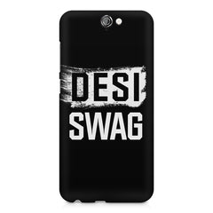 Desi Swag HTC One A9 hard plastic printed back cover