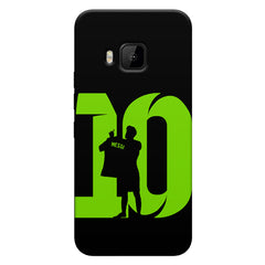 Lionel Messi 10 Footballer  design,  HTC one M9  printed back cover