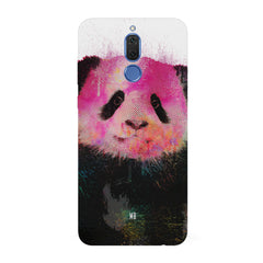 Polar Bear portrait design Huawei Honor Matte 10 Lite hard plastic all side printed back cover.