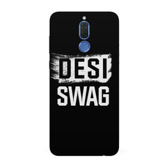 Desi Swag Huawei Honor Matte 10 Lite hard plastic all side printed back cover.