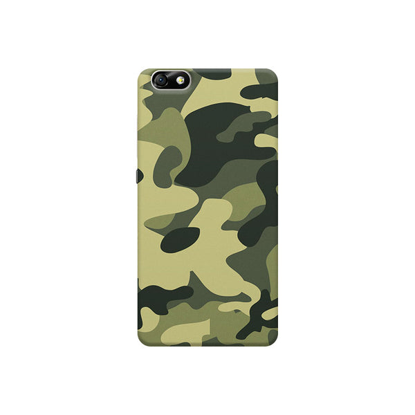 Army Design Huwaei Honor 4X printed back cover